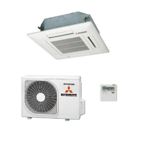 Mitsubishi Heavy Industries FDTC Compact Cassette Air Conditioning Inverter Heat Pump A++