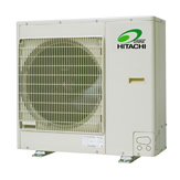 Hitachi AquaFree RWM 3.0FSN1E heat-pump boiler (10 kW / 33000 Btu)