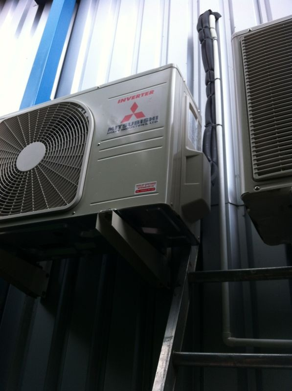 Mitsubishi Heavy Industries Air Conditioning Server Room