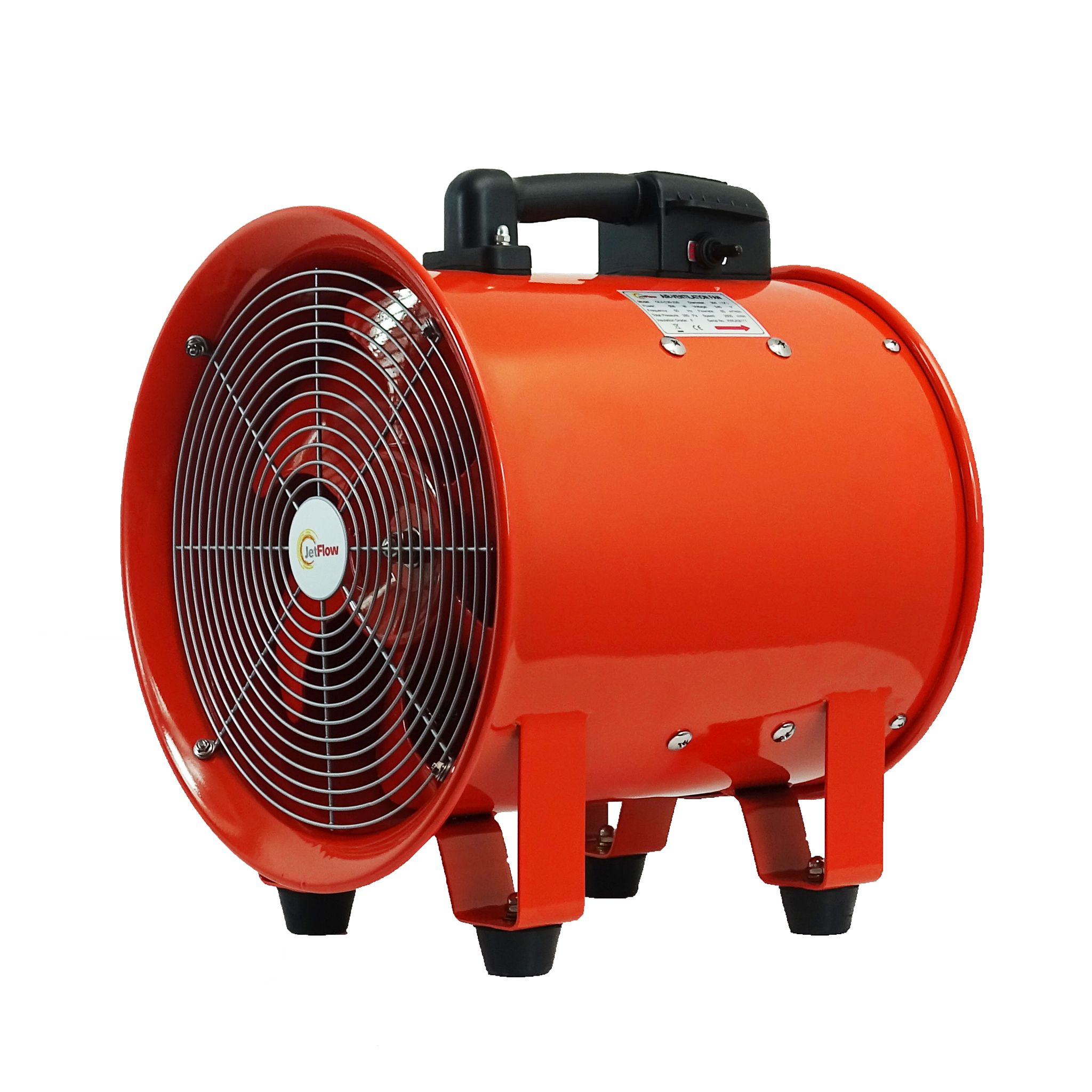 Ventilation And Extraction Fan 300mm 110V and 240V~50Hz