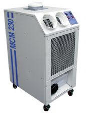 Broughton MCM230 7kw (23000 btu) Industrial High Output Portable Air Conditioning 110v/240v